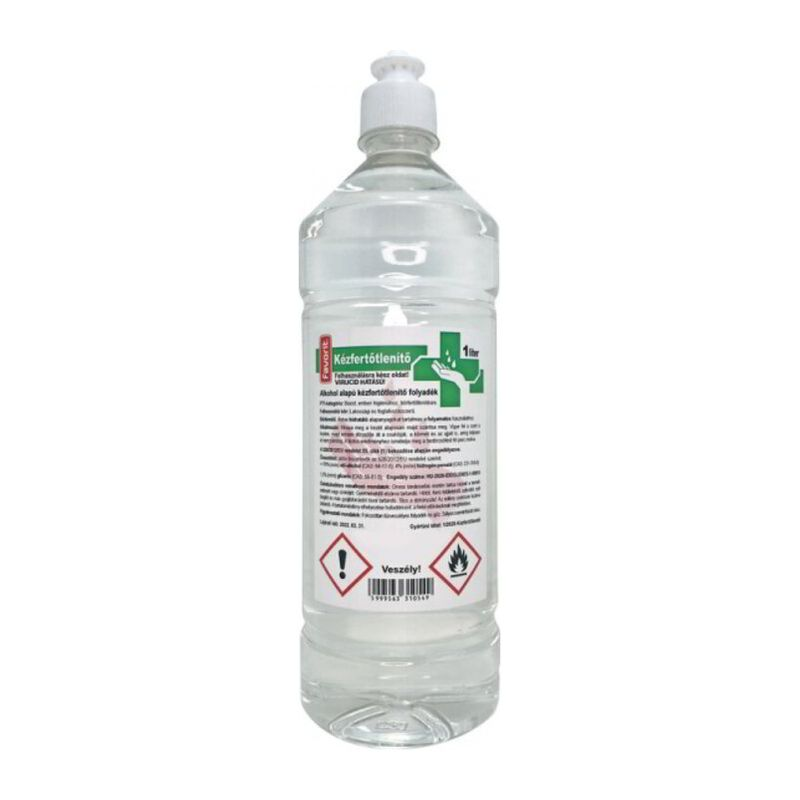 Hand sanitizer 1L