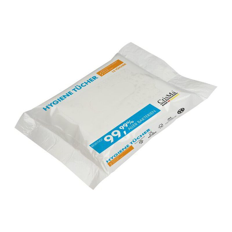 Hygiene wipes
